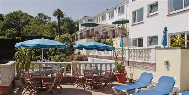 Miramar Hotel - gardens