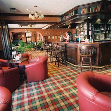 Royal Hotel - lounge1