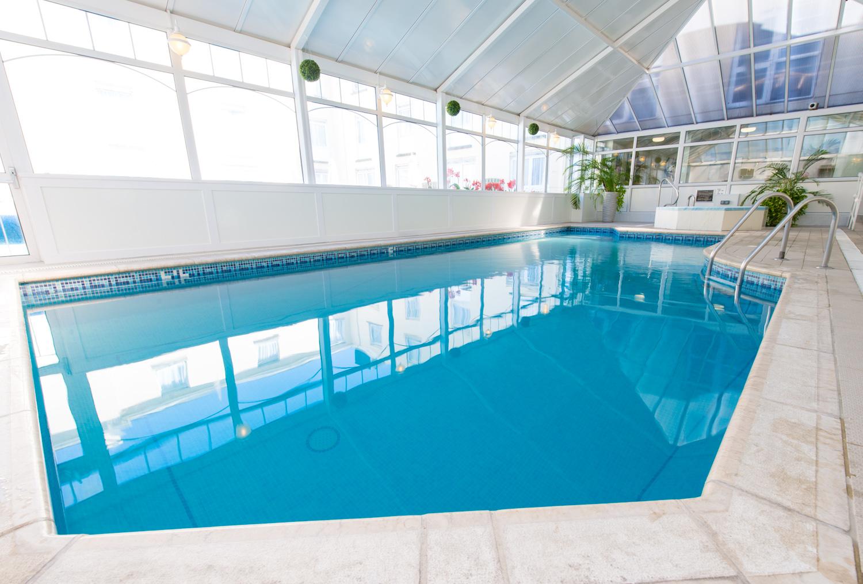 Monterey Indoor Pool