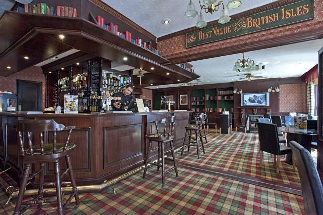 Royal Hotel - Bar 27
