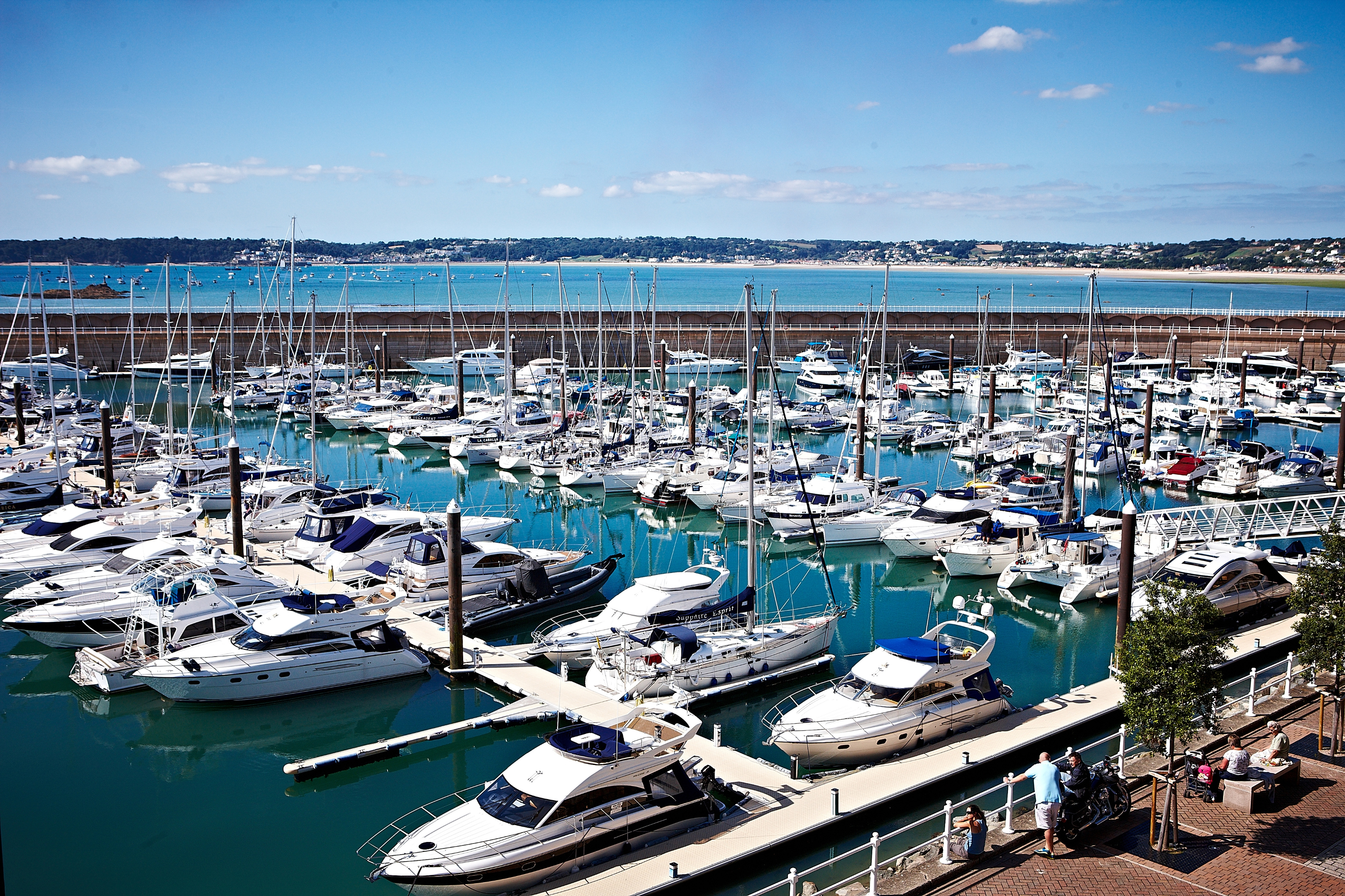 Elizabeth Marina, The Waterfront, St Helier