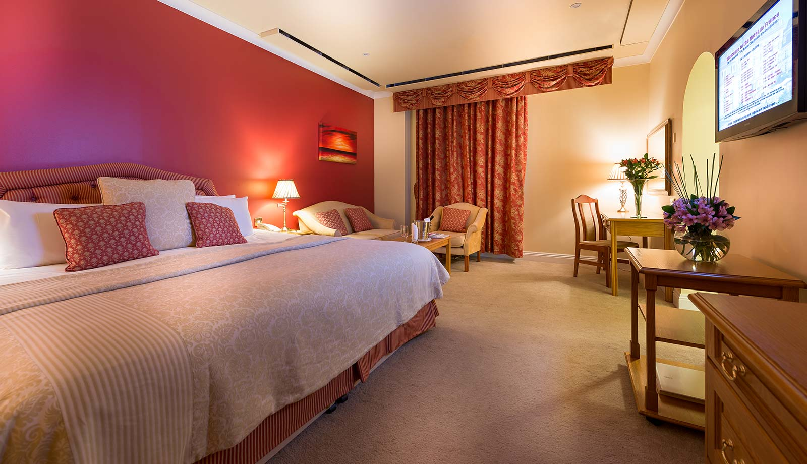 Hotel de France Executive Suite