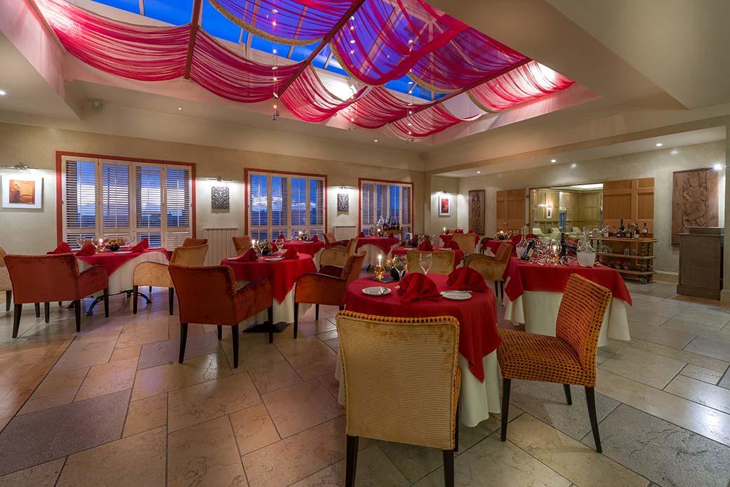Hotel de France Finest-Jersey-Restaurants
