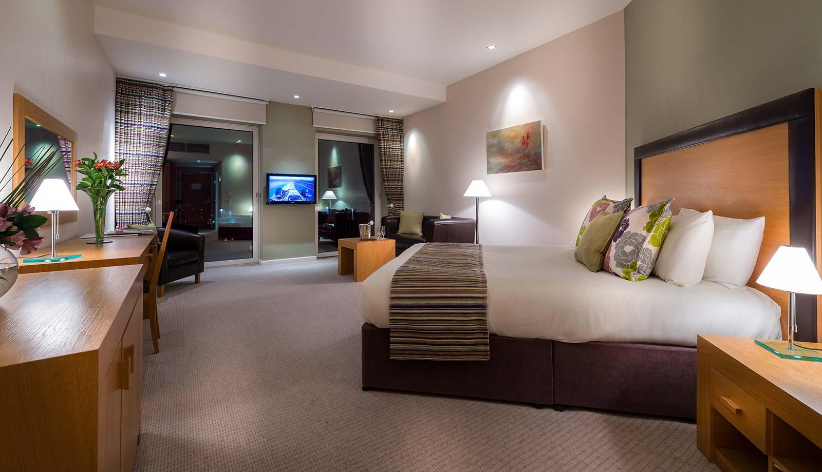 Hotel de France Spa Room