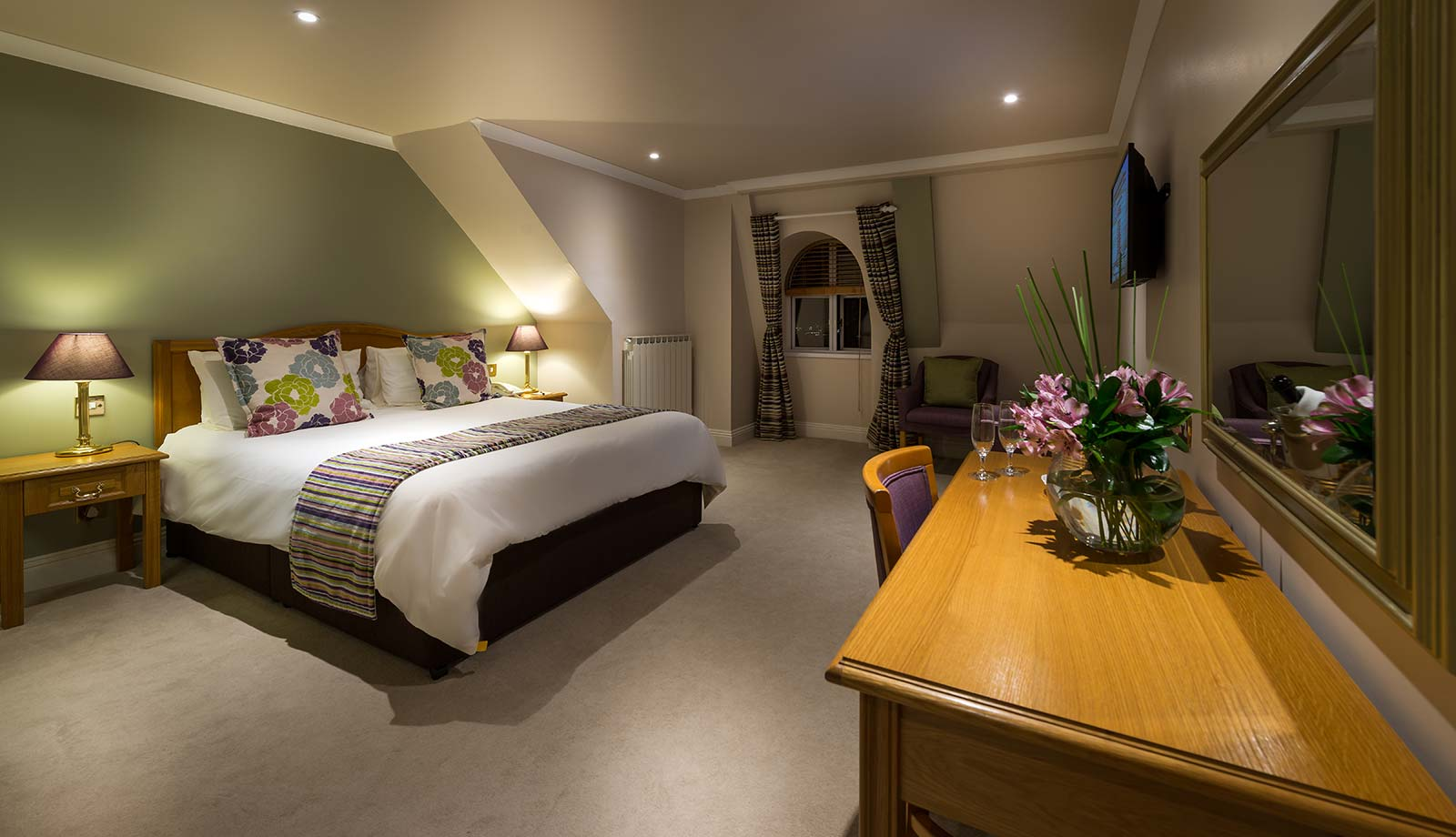 Hotel de France Standard Room