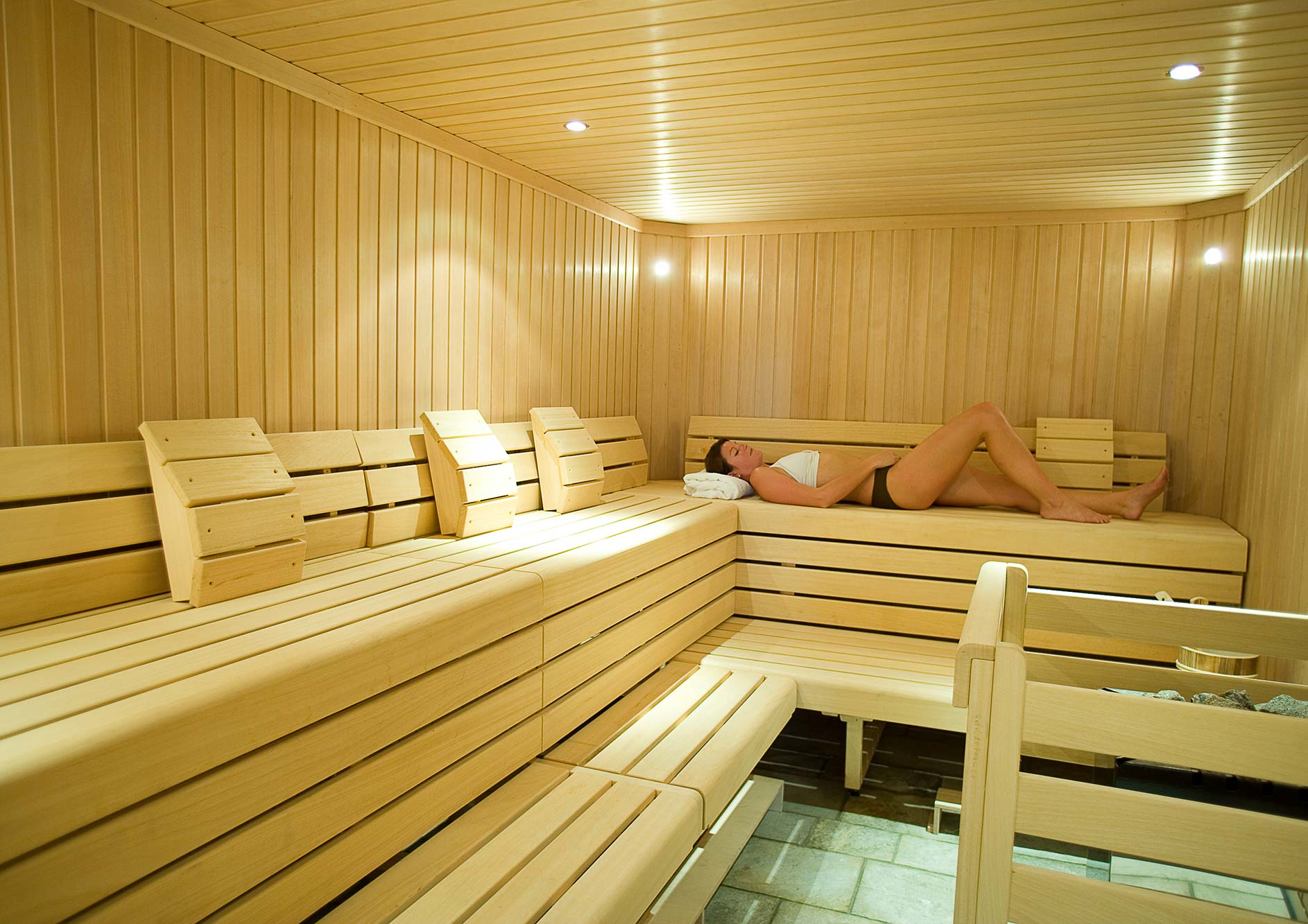 HoteldeFrance Sauna