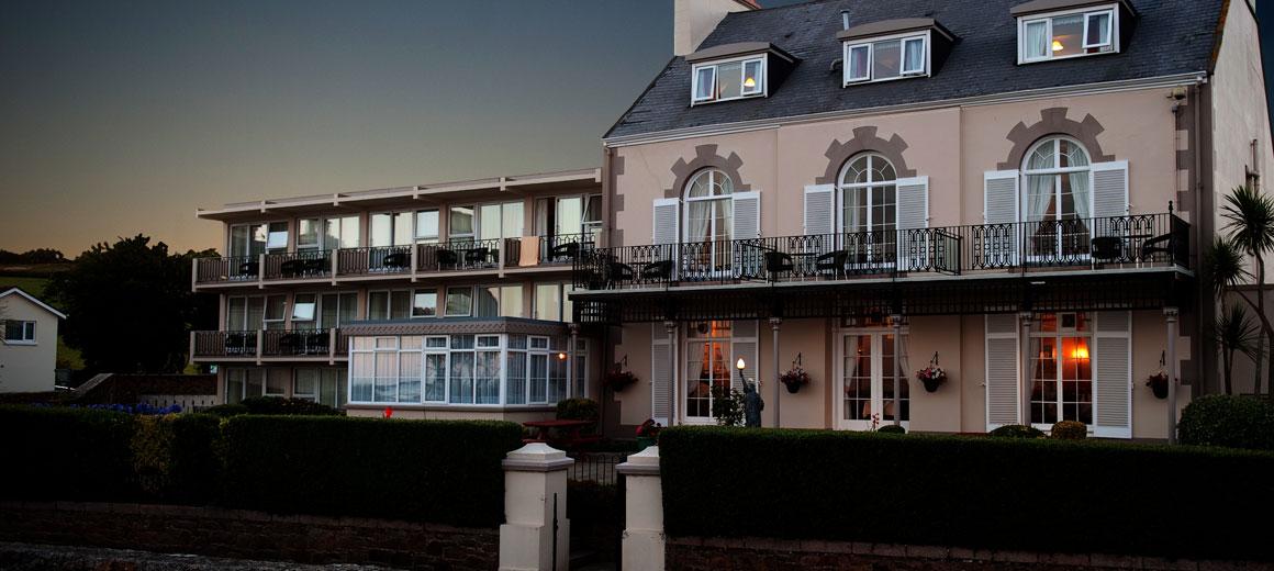 Pontac Hotel Front