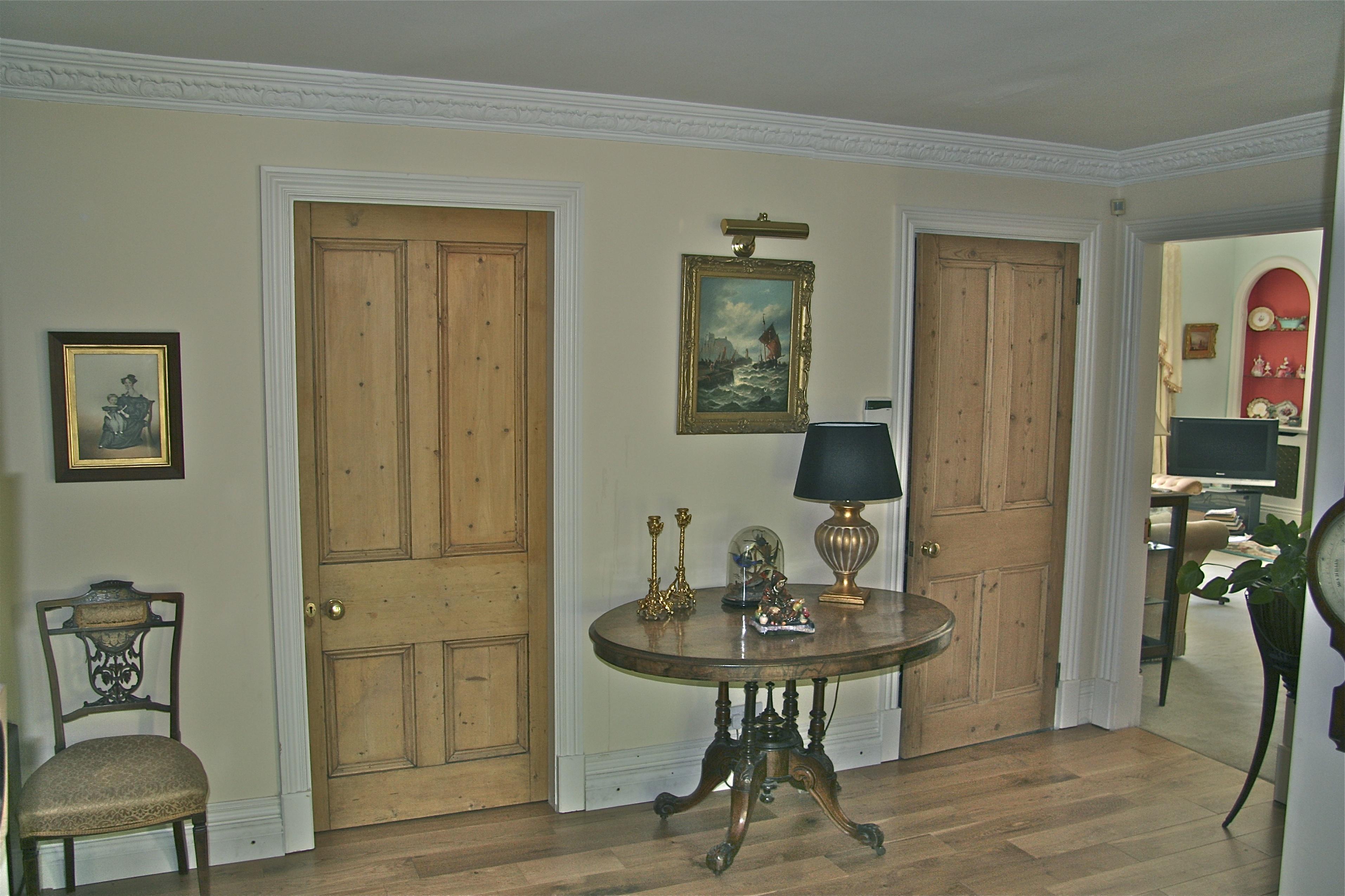 Riverhouse Interior
