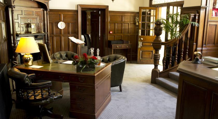 Chateau la Chaire Reception