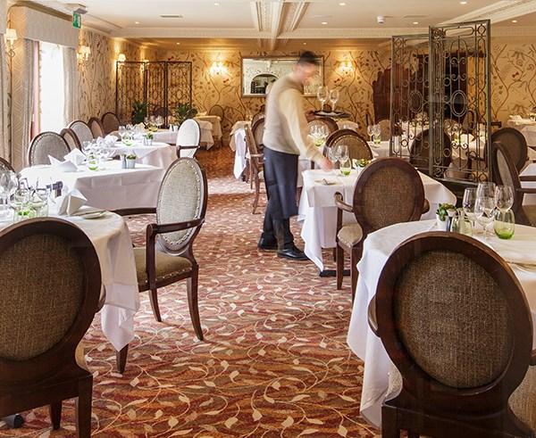 Greenhills - restaurant